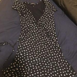 Navy Robbie dress